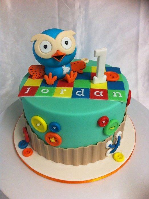 Hoot Cake!