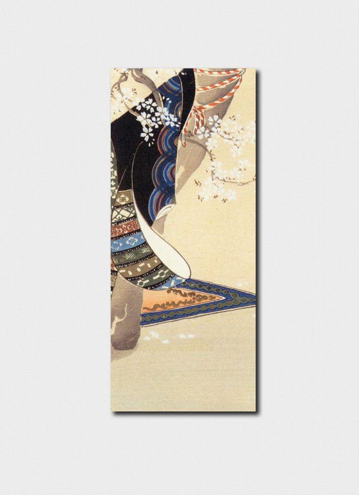 Kamisaka Sekka # 3 Bookmark