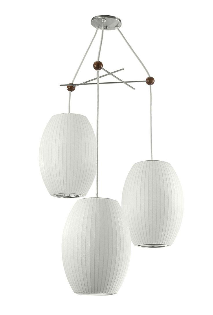 Bubble lamp av George Nelson