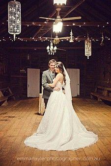Weddings - Kenilworth Homestead