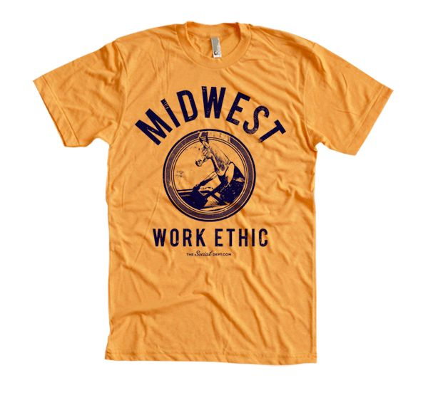 Midwest Work Ethic / Heather Gold