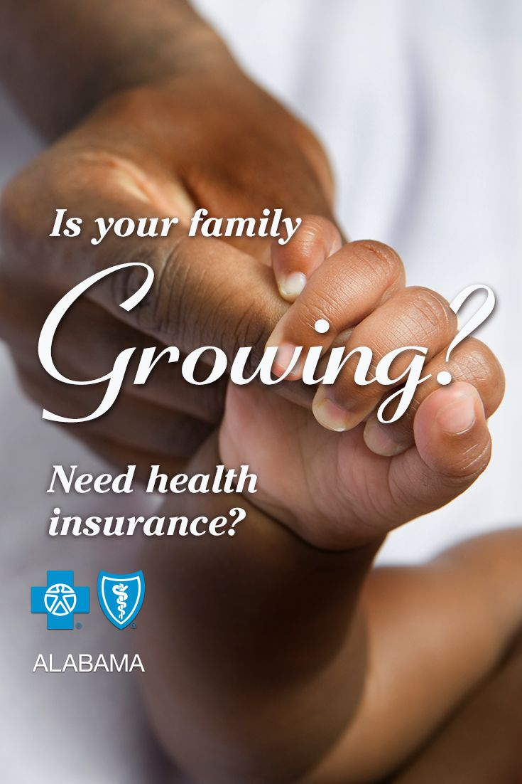 Is your family growing? Changes in your life may mean you can get the protection of a health insurance plan from Blue Cross and Blue Shield of Alabama right away. Click now to learn more about qualifying life events.