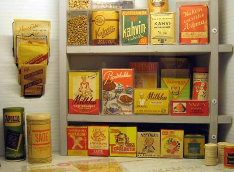 Pula-aika 1939-1954 - Pohjois-Pohjanmaan museo - Oulun kaupunki