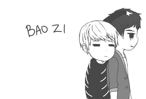 (source: http://weheartit.com/from/infinitizeyooh.tumblr.com) exo xiumin luhan xiuhan gif