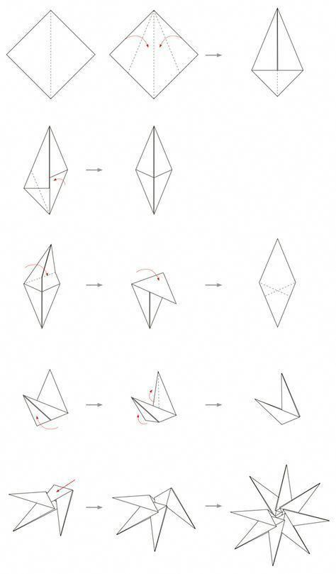 Go to the webpage to read more on Origami Folding #