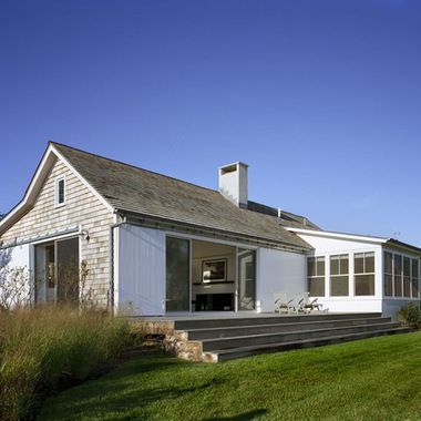 Commercial Beach Cabin Exterior Design Ideas, Pictures, Remodel, and Decor - page 5