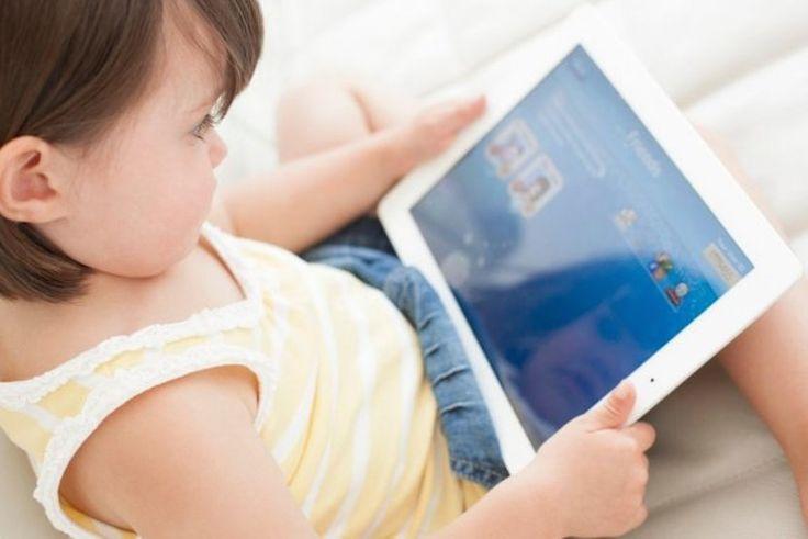 Niños electrónicos: ¿tablets y smartphones, sí o no?