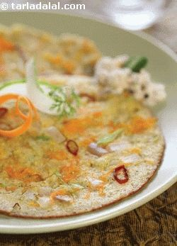 Adai, an all-time favourite south indian snack that comprises a mix of different dals with rice, this recipe elevates the protein content of your meal to great heights! dals are good and inexpensive sources of protein. Cereals and pulses lack an amino acid each; hence, the combination of rice and dals improves the protein quality of this dish.