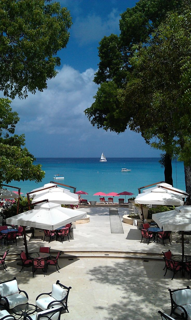 Kevin's final, glorious look back at Sandy Lane. Barbados
