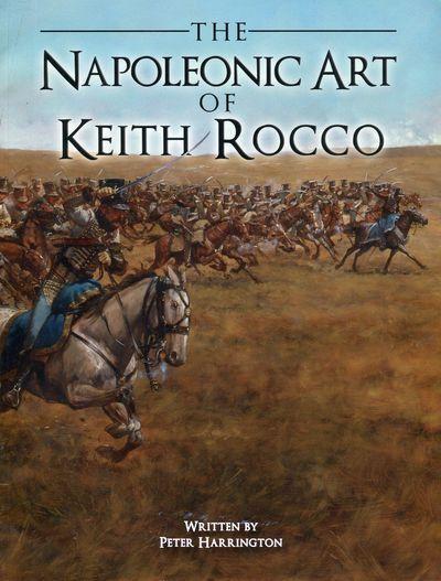 Directement inspirée de celle de nos pères fondateurs, Ernest Meissonier et Edouard Detaille, l'oeuvre exceptionnelle du peintre américain Keith Rocco traite essentiellement de la Guerre de Sécession mais aussi des Guerres de la Révolution et de l'Empire.