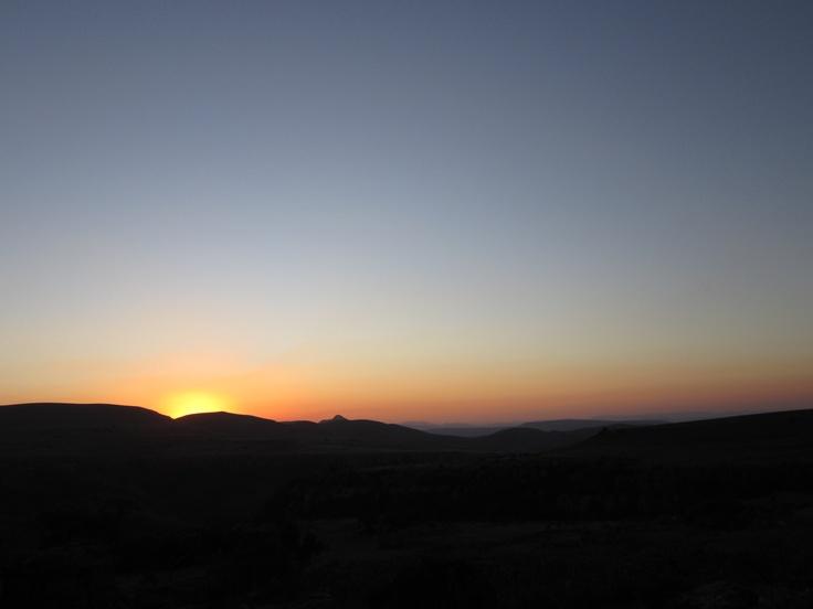 Sunset #sbmovingforward