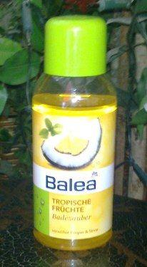 balea tropische früchte schaumbad