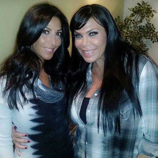 Mob Wives' Renee Graziano Thanks Carla Facciolo For A Second Chance At Friendship