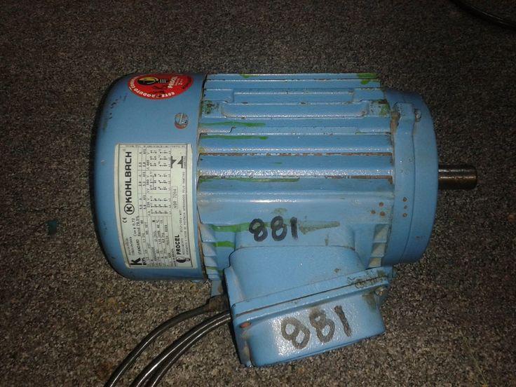 101 best Electric Motors / Motor Electrico images on Pinterest ...