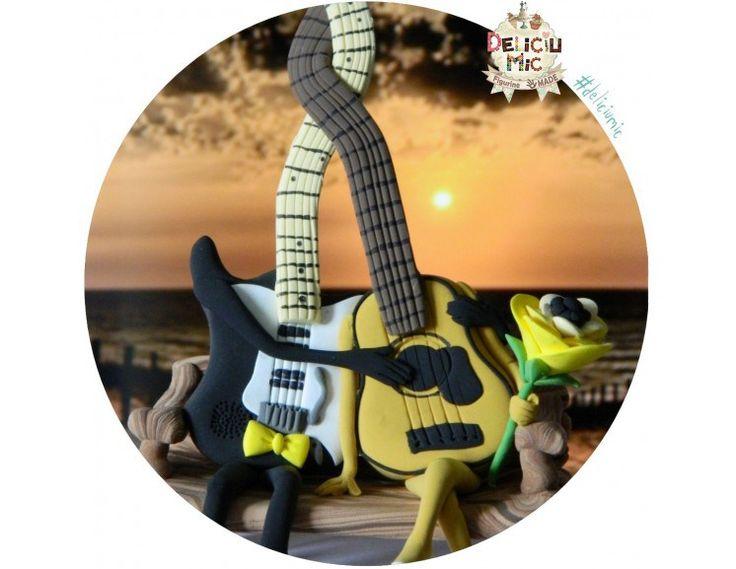 Figurine personalizate: Pentru iubitorii de muzică