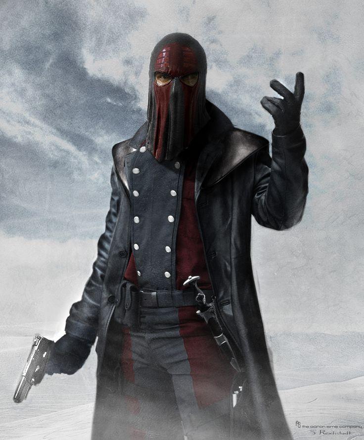 Cobra Commander - G.I. Joe - S. Reichstadt