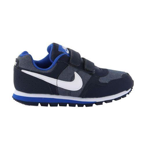 NIKE MD RUNNER Met deze Nike MD Runner PSV sneakers aan je voeten ga je stoer en comfortabel de straat op