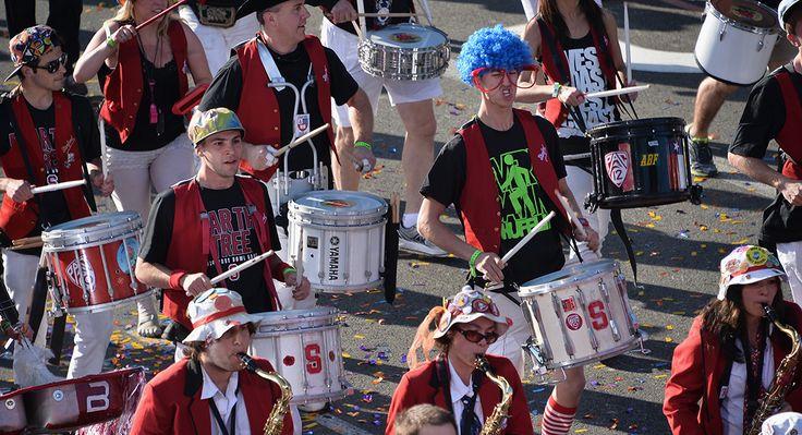 Stanford band to Trump: You've gone too far = hahaha! Trump strikes again