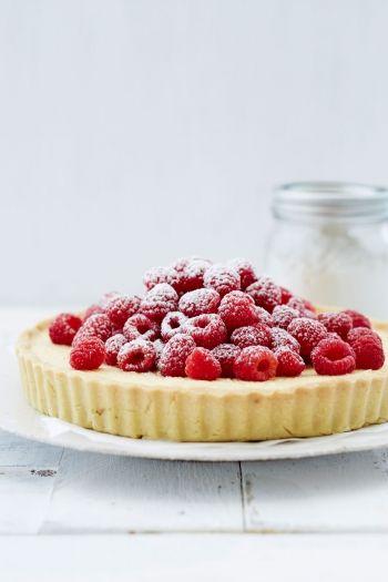 Summer Berry Tart recipe on www.nomu.co.za