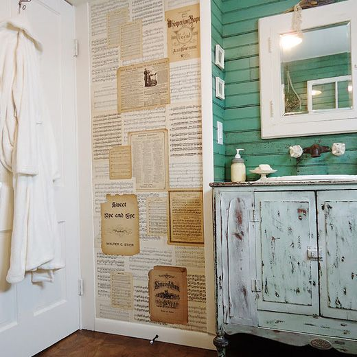 Ιδέες Για Διακόσμηση Τοίχου Από Σελίδες Παλιών Βιβλίων