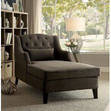 Brecht Traditional Chaise Lounge