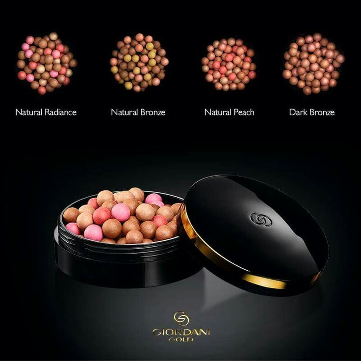 Giordani Gold. By Oriflame Cosmetics