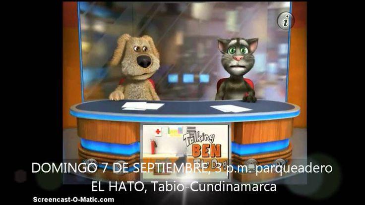 ERES BIENVENIDO A FORMAR PARTE DE NUESTRO VIDEOCLIP INSTITUACIONAL!!. Observa nuestro Noticiero Vivatma!!