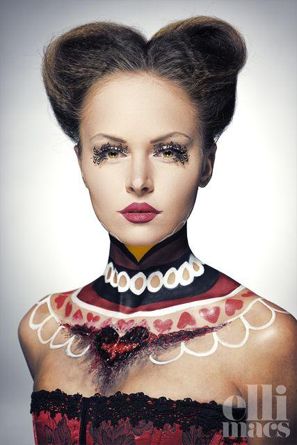 17 Best Images About Ellimacs SFX Makeup On Pinterest