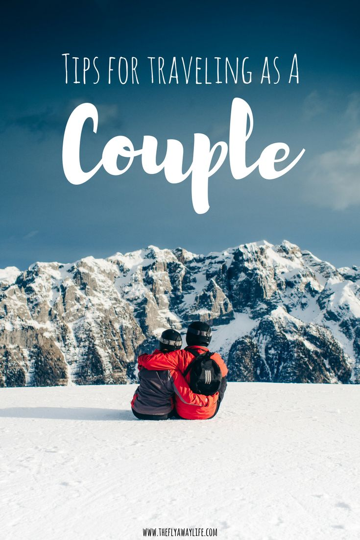 Traveling with your partner can be great for your relationship but it has its challenges. Here are my tried and true tips for stress-free couple travel!