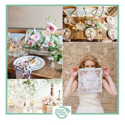 Siz gelinliğinizi, pastanızı, nikah şekerinizi düşünün! Davetiye işini davetpostasi.com'a bırakın! #davetiye #düğün #wedding #invitation
