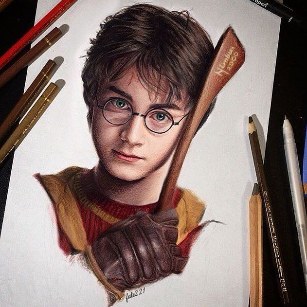 Harry Potter Books Or Movies?  By @fate221 _ @arts.display by arts__gallery