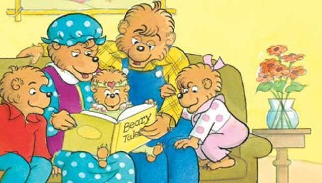 Berenstain Bears and the Mandela Effect