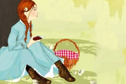 A list of favorite books for girls -- listed by age