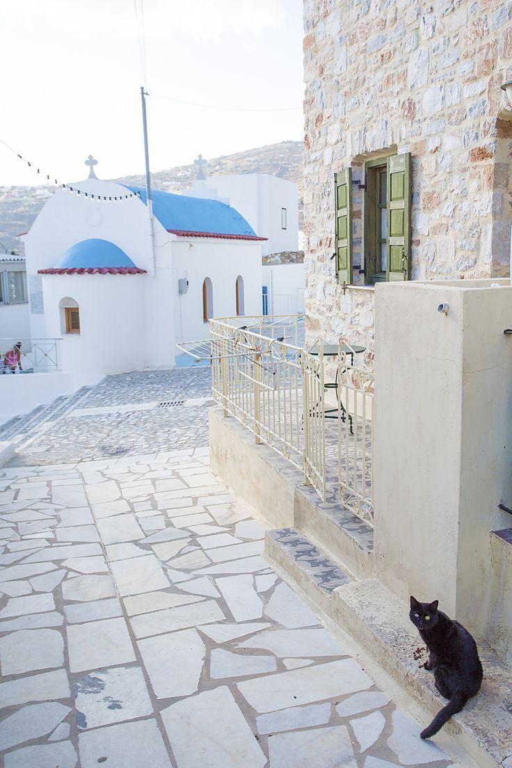 Ermopoulis, Syros, Greece°°