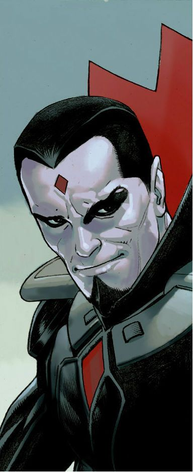 Mister Sinister by Esad Ribic