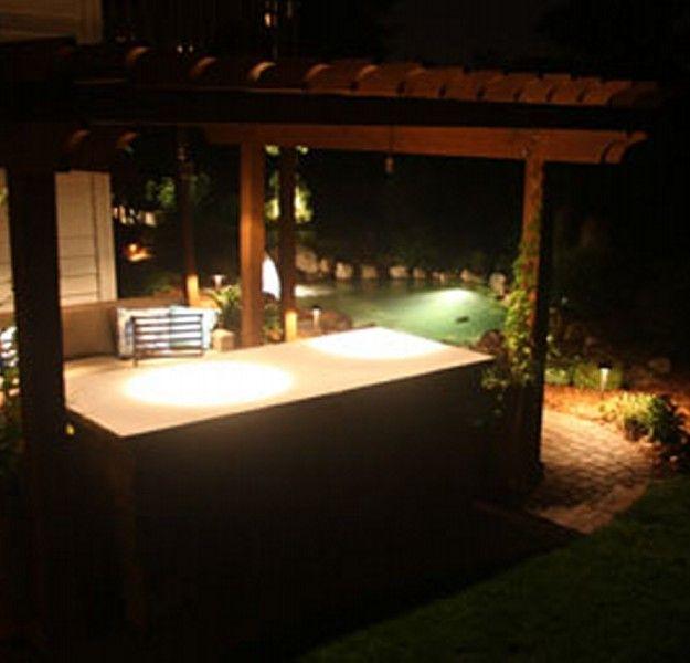 The 25+ best Gazebo lighting ideas on Pinterest | Lights in backyard Balcony lighting and Led fairy lights & The 25+ best Gazebo lighting ideas on Pinterest | Lights in ... azcodes.com