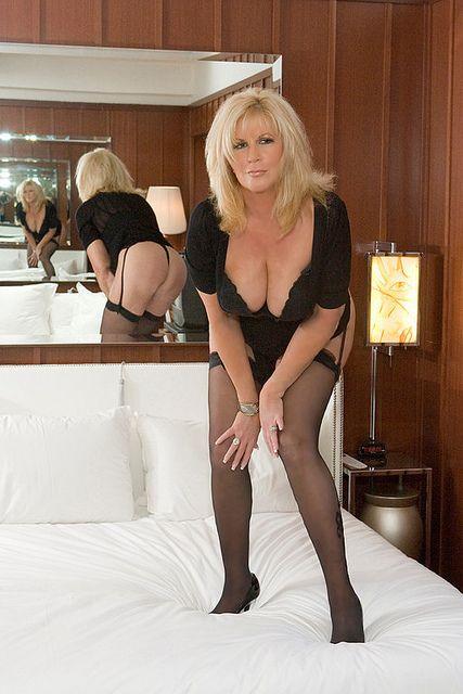 Busty blonde milf nina elle takes bbc pounding 5