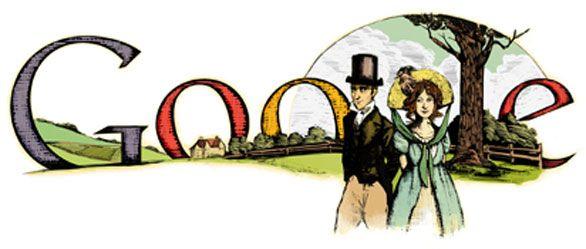 Jane Austen Google #janeausten