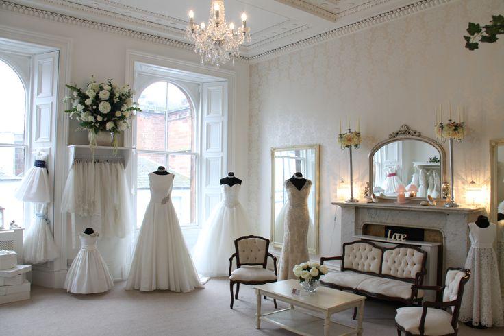 The stunning Bridal Room