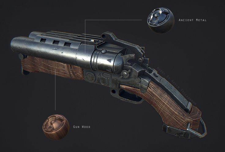Substance Painter - Master Thread - Page 27 - Polycount Forum