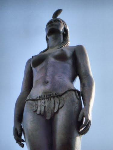Monumento, india catalina. cartagena