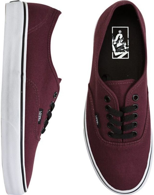 Best 25+ Burgundy vans ideas on Pinterest | Vans shoes Maroon vans and Vans