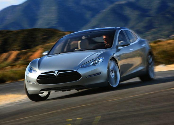 Un'#auto #elettrica da sogno: la #Tesla