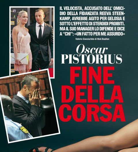 20.02.2013 Chi – Intervista a Federico Russo