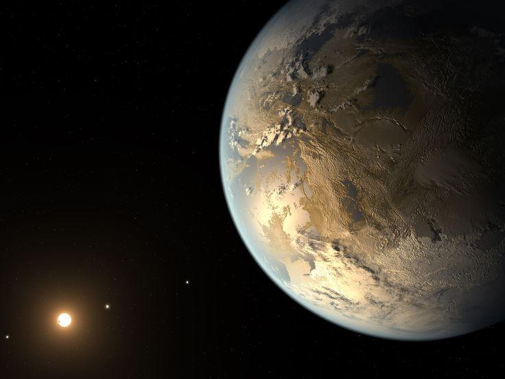見えない宇宙の「リアル」な想像図:太陽系の外で観測された惑星たち «  WIRED.jp