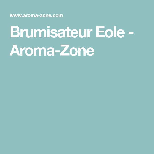 Brumisateur Eole  - Aroma-Zone