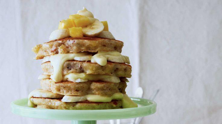 Hummingbird Pancakes