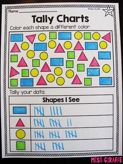 Graphing and Data Analysis in First Grade | Pinterest