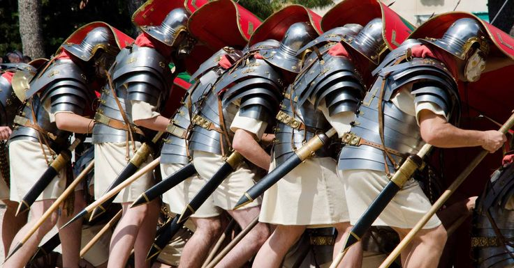 Sons of Mars: Early Formative Events that Shaped the Roman Empire