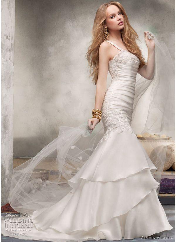Alvina Valenta Wedding Dresses Spring 2011